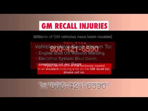 GM Recall Settlements