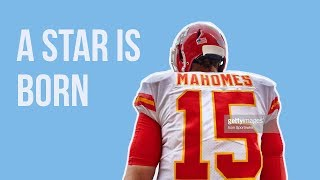 NFL Film Breakdown | Patrick Mahomes Is A Star