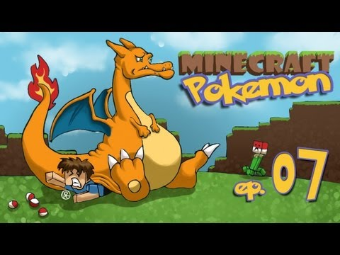 Minecraft Pokemon Part 7 A Wild Bulbasaur Appears