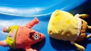 Spongebob and patrick go to the park 2