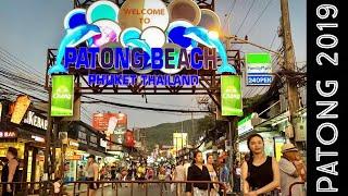 Walking Tour Of Patong Phuket Thailand 2019 | Kem's World