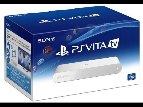 playstation vita tv обзор