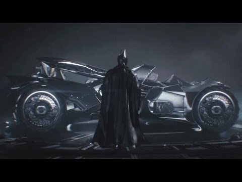 PS4 - Batman Arkham Knight Official Trailer