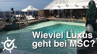 Ein Tag im MSC Yacht Club - Vlog #4 - MSC Seaview (2018)