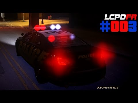 Let's Play GTA IV LCPDFR #003   Police Interceptor [Deutsch] [HD]