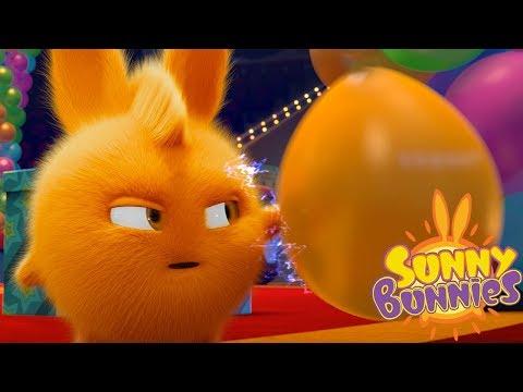 Cartoons for Children | SUNNY BUNNIES ELECTRIC BALLOON | Funny Cartoons For Children