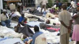 Haiti Earthquake - Amazing Grace