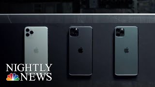 Apple Reveals New iPhone 11 -- Along With A Few Surprises | NBC Nightly News