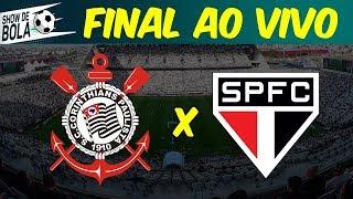 Corinthians 2 x 1 São Paulo com NARRAÇÃO | Antes, durante e depois! | SHOW DE BOLA (21/04/19)
