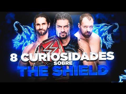 8 CURIOSIDADES DE THE SHIELD!!!   Queremos WWE