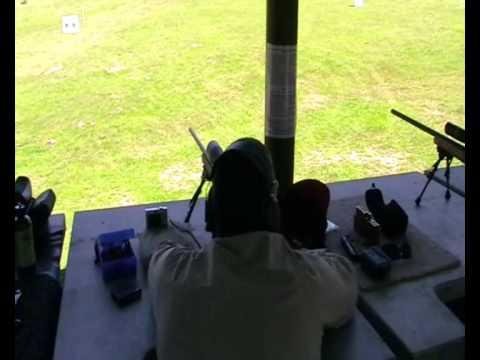 Tikka T3 Lite .223 range test