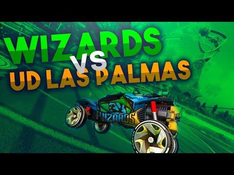 JUGANDO TORNEO WIZARDS VS LAS PALMAS ~ ROCKET LEAGUE
