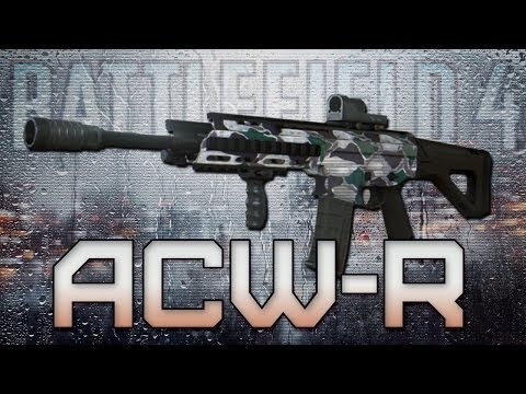 BF4 ACW-R Review