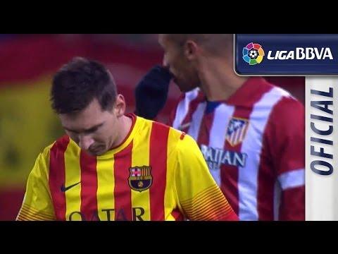 Resumen de Atlético de Madrid (0-0) FC Barcelona - HD