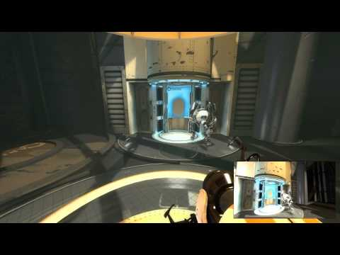 Portal 2 with SniperGoo - 001 Dealing with Embarassment