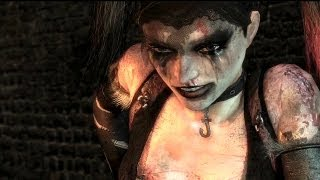 BATMAN Arkham City_ GOTY Edition - Harley Quinn's Revenge Payback DLC Trailer (2012) | HD