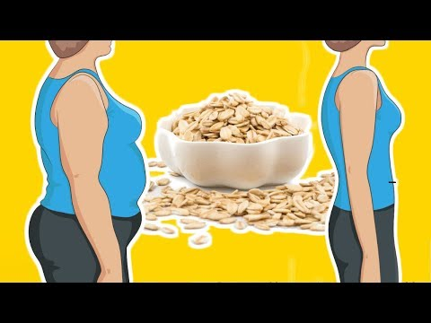 ¿LA DIETA DE LA AVENA PARA ADELGAZAR 10 KILOS EN 2 SEMANAS?
