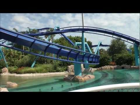 Manta within SeaWorld Orlando May 2011 in High Definition (HD) & Point of ...