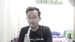 Virgoun - Surat Cinta Untuk Starla Saxophone Cover By : Christian Ama