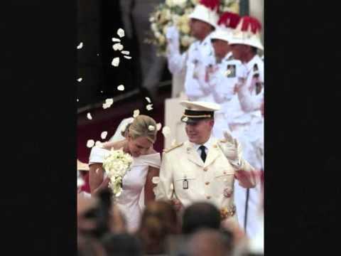 Royal Wedding of Prince Albert II of Monaco and Charlene Wittstock 1. - 2. 07. 2011