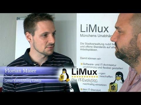 LiMux: Münchens Erfahrungen mit Open Source (Silicon.de Interview 2011)