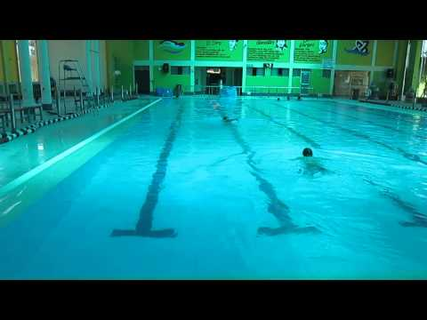 vídeo natación fabrizio