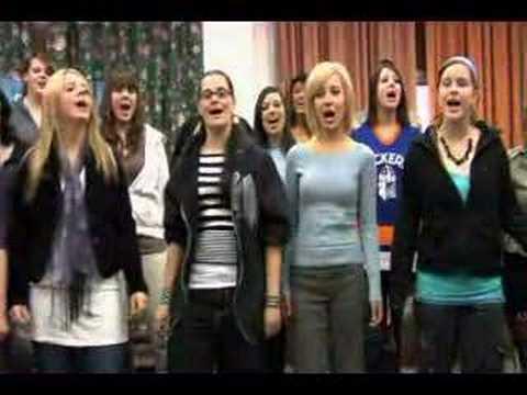 NLFB 2008 PROMO - Sudbury Secondary Choir
