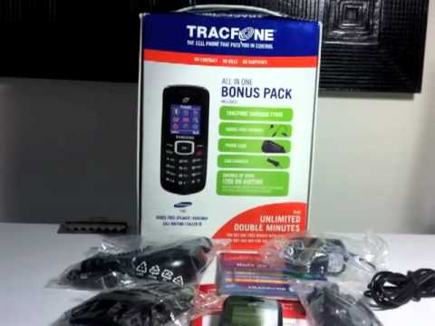 Samsung T105g TracFone Review