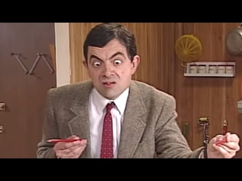 Home Sweet Home | Clip Compilation | Mr. Bean Official