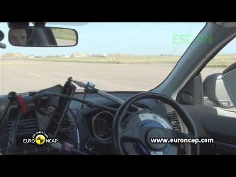 Euro NCAP | Mitsubishi ASX | 2011 | Электронный контроль устойчивости