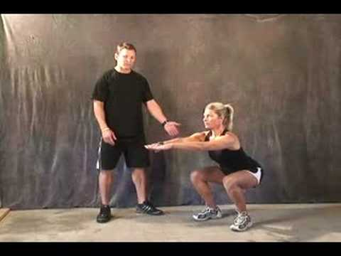 CrossFit Squat Image 1