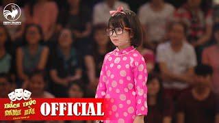 Thách Thức Danh Hài mùa 2 | Cô bé 5 tuổi nói Việt Hương là bò