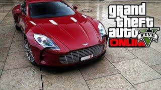 "GTA 5 ""Dewbauchee Cambell"" DLC Car Idea - After Patch 1.23, 1.24, 1.25 (GTA 5 Gameplay) Ep 8"