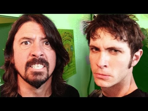 DANCING with DAVE GROHL