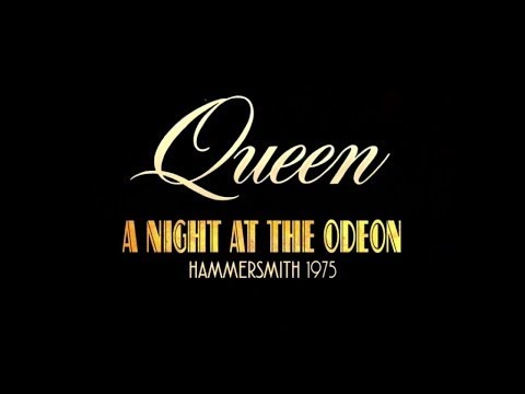 Queen – A Night At The Odeon – Hammersmith 1975 Trailer