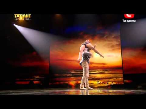 Duo Flame - ??????? ????? ?????? ,final ukraina mae talant 5(ukraine gots talent 5)