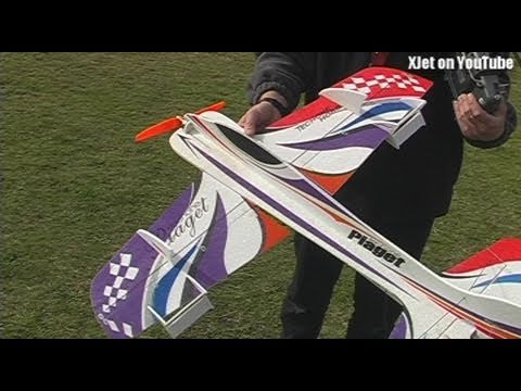 RC Plane of the week: The Techone Piaget