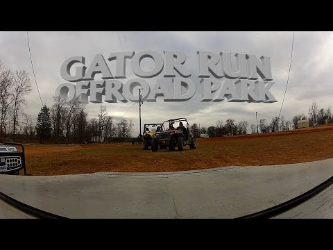Texas Offroad - Gator Run Offroad Park - DEC 2014