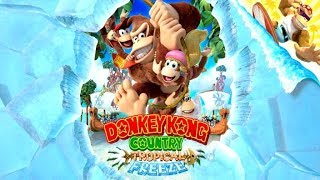 ¿EL JUEGO MÁS DIFÍCIL DE SWITCH ES DONKEY KONG COUNTRY TROPICAL FREEZE?