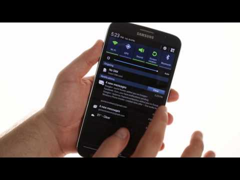 Samsung Galaxy Mega 6.3 hands-on