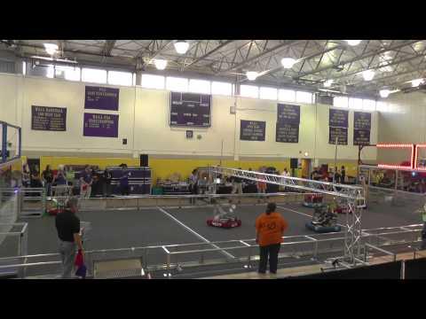 2014 girlPOWER – Semifinal 1, Match 2
