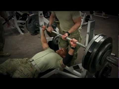 NKC 2013 Open Weight Bench Press Competition (Music Contains Explicit Lyrics 18+) Image 1