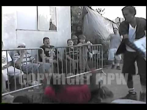 MPW backyard wrestling highlights