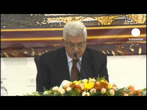 Mahmud Abbas critica la postura de Netanyahu