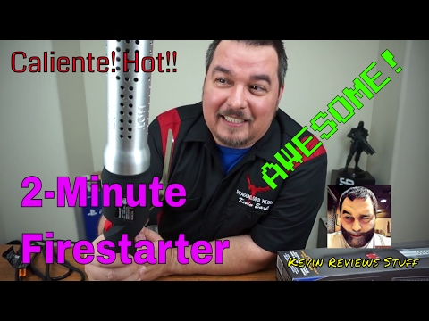 Easter Review of the HomeRight ElectroLight Fire Starter