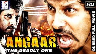Vikram,Kiran Rathod l Latest 2018 Action Ka King South Dubbed Hindi Movie HD - Angaar the Deadly One