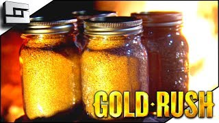 WASH PLANT CLEANUP! Gold Rush Gameplay E8