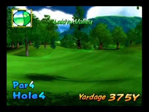 Mario Golf: Toadstool Tour - Doubles Match Play (Lakitu Valley) Part 1