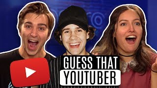 GUESS THAT YOUTUBER CHALLENGE ft. REACT CAST