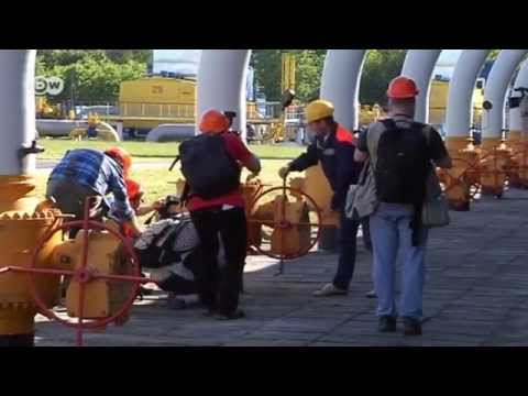Gas Deal with Ukraine | Made in Germany